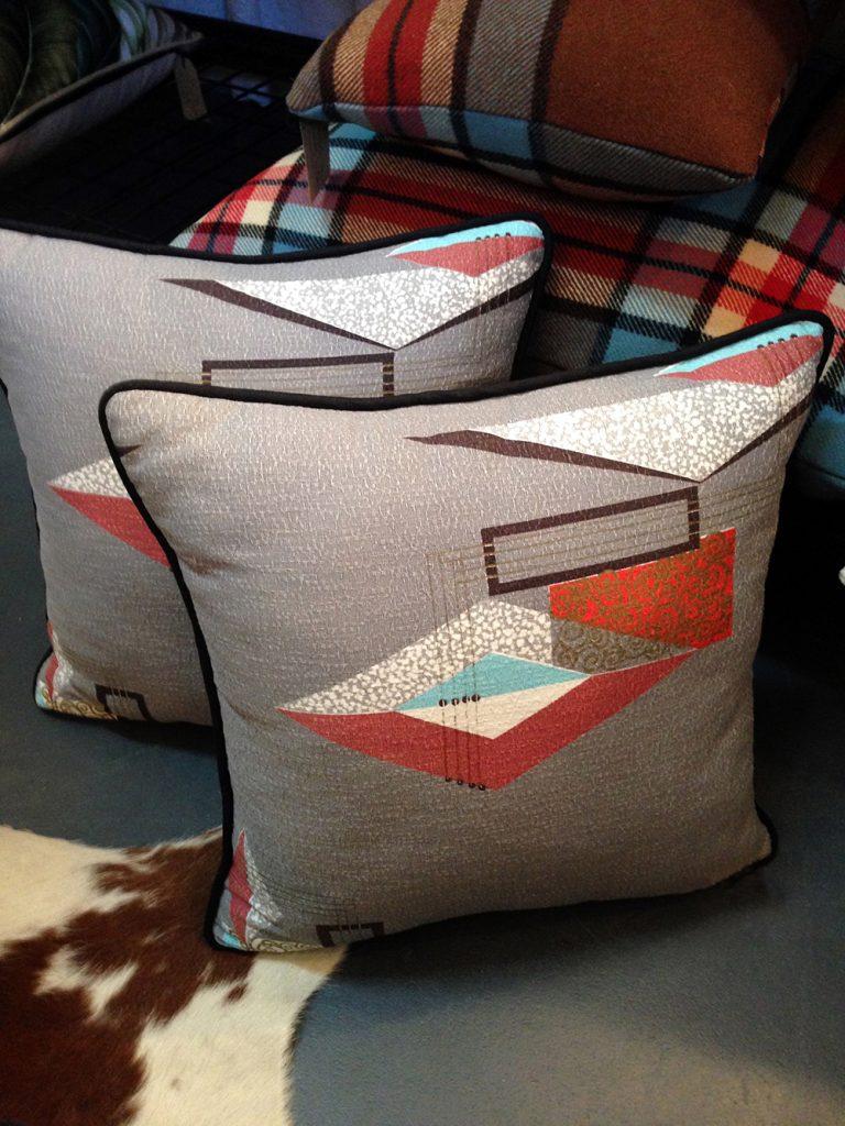 resould - cushions
